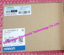 $enCountryForm.capitalKeyWord Canada - 100% New and original CP1E-N40DT1-D OMRON PLC CONTROLLER