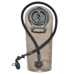 Professionnel sac à eau portable conteneurs molle bouteille flacon souple sac hydratation vessie sac à dos Hydration Sport randonnée 2L / 2.5L / 3L