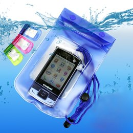 Mobile drier online shopping - Dry Bag Waterproof bag PVC Mobile Phone Bag Pouch With Compass Bags For Diving Swimming Sports For iphone7 plus iphone S7 S8 NOTE