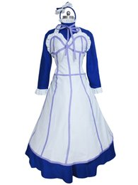 Chinese  Black Butler II 2 Hannah Annafellows Cosplay Costume manufacturers