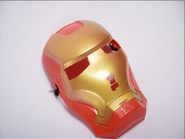 $enCountryForm.capitalKeyWord Canada - Iron Man mask bestselling child cartoon mask kids mask cosplay PVC