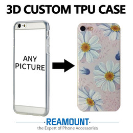cases for iphone 5s 3d Australia - 200 pcs  lot Customize 3d Embossing Soft Tpu Case For Apple iPhone 7 Case Back Cover For iPhone 6 6plus 5 5s phone case