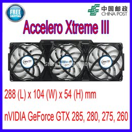 $enCountryForm.capitalKeyWord Canada - Wholesale- ARCTIC Accelero Xtreme III VGA Cooler 3 Quiet 92mm PWM Fans Replacement nVidia & AMD GTX 285, 280, 275, 260 Video Card Fan