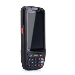4G сети LTE Андроид 5.1 прочный ручной терминал сканер штрихкода 1D