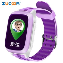 $enCountryForm.capitalKeyWord UK - Wholesale- DS18 Smart Phone Watch Kid Wristwatch Anti-Lost GPS WiFi Tracker Clock For Kids SOS SIM Card Smartwatch For iOS Android Children