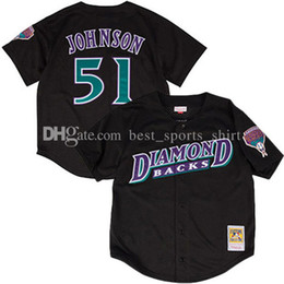 best website b9e16 677b3 store diamondbacks 51 randy johnson green salute to service ...