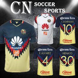 67269eeee club america soccer jersey  17 18 jersey club america 2017 2018 home away  soccer jersey e.alvarez c.