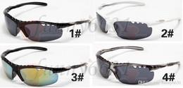 wind sunglasses 2019 - summer brand new men outdoor wind sun glasses sports Sunglasses riding glasses women brand designer Cycling glasses 5col
