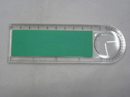 label computers NZ - Wholesale gift calculator 10 cm ruler calculator solar multi-function computer
