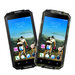 Free 3g tv mobile online shopping - 5 Inch Original PX9 MT6580 Quad Core Screen Rugged Mobile Phone Android Smartphone Cell Phone Shockproof G GPS Dual SIM Card Free Post