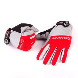Gloves bicycle full finGer online shopping - New Style Full Finger Men Cycling Gloves Winter Mitts Mitten Bicycle Bike Riding Motorcycle Driving Cycling Ciclismo Anti slip Outdoor