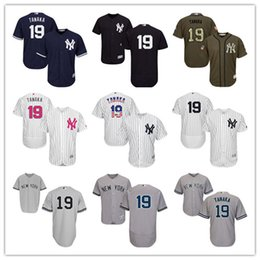7b8228cea ... discount cool base stitched mlb jersey 2017 top quality mens new york  yankees jerseys 19 masahiro ...