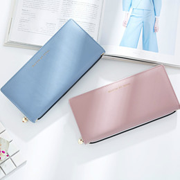 $enCountryForm.capitalKeyWord Canada - 2017 Long wallet women Japan Korea version new fashion buckle zipper large capacity multi - card lady purse