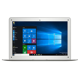 China Intel Laptop Canada - Jumper EZbook 2 A14 Laptop 14.1 Inch Windows 10 notebook computer 1920x1080 FHD Intel Cherry Trail Z8300 4GB 64GB ultrabook DHL shipping 2pc