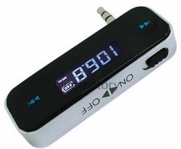 3.5 ملم في السيارة ، راديو FM ، صوت ستيريو لاسلكي للسيارة ، آيفون 5 سامسونج S6 ، HTC ، LG MP3 ، MP4 ، iPod Touch
