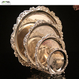 $enCountryForm.capitalKeyWord NZ - Elegant Baroque Relief Dessert Fruit Cupcake Cake Stand Plate Fruits Tray Pallet Decoration Wedding Party Dishes & Plates WD 51