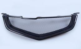 $enCountryForm.capitalKeyWord NZ - Fit for HONDA CL7 carbon fiber car grill high quality