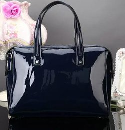 Womens Black Patent Leather Handbags Suppliers | Best Womens Black ...