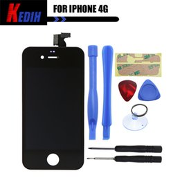 $enCountryForm.capitalKeyWord NZ - Brand new !!! Black or White Replacement For iPhone 4 4s LCD Display Touch Screen Digitizer Glass Panel Assembly + Free Tools + Stick