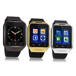"Smartwatch Gps Wifi Camera Canada - ZGPAX S8 Smart Watch 1.54"" Android 4.4 MTK6572 Dual Core Smartwatch 3G Phone Watch With GPS Wifi 2.0M Camera OTH292"