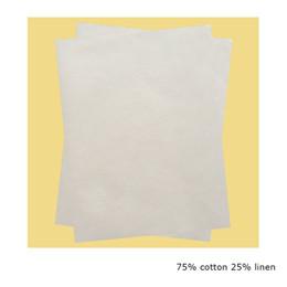 $enCountryForm.capitalKeyWord NZ - 200 Sheets per lot 75 cotton linen Copy Paper For Laser Ink Jet Printer Size A4 Paper 216 X 279mm