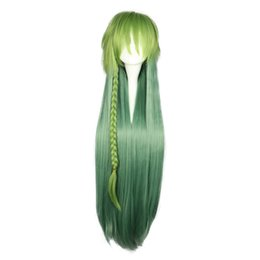 Wholesale amnesia cosplay resale online - Fashion new cm Long wig Amnesia UKYO Cosplay Anime wig B