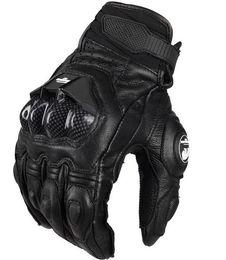 All'ingrosso - Guanti in pelle da uomo casual moda calda AFS6 Guanti protettivi per moto da corsa guanti cross country in Offerta