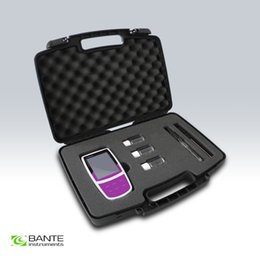 pc analyzer tester Australia - Brand BANTE Portable Calcium Ion Meter tester analyzer handheld data store USB to PC high quality