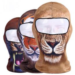 $enCountryForm.capitalKeyWord NZ - Fashion Halloween 3D Animal Balaclava Ski Motorcycle Biker Motorbike Neck Warmer Helmet Hood Hat Headwear Full Face Mask Headscarf Headgear