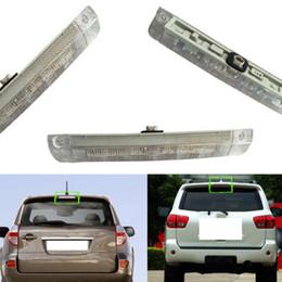 ToyoTa rav4 lighTs online shopping - 1x For Toyota Sequoia RAV4 Car Auto High Mount Top rd Third Brake Lights refit