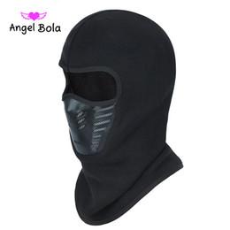 Winter Warmer face mask online shopping - Deep autumn winter outdoor Ski Snowboard Motorcycle Bike Fishing Wind Proof Face Neck Warmer Mask