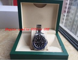 Original autOmatic watch papers online shopping - Luxury Watches Original Box Papers Top Quality mm Ceramic Movement Automatic Mens Watch Watches