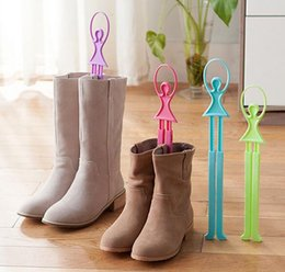 Wholesale New Girl Ballet Scalable Tree Shoes Table Shoe Rack Long Boots Stays Folder perchero