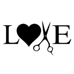 Black Cutters Australia - 17.8CM*8.9CM Hairdresser ,Hair Cutter, Stylist, Salon Decal Sticker Funny Car Styling Decoration