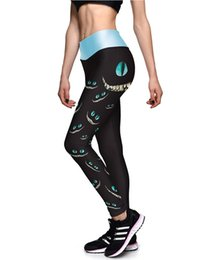 Cheshire Cat Print Leggings One Size Bnwot Year-End Bargain Sale Clothes, Shoes & Accessories