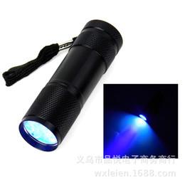 Xenon portable online shopping - Direct manufacturers LED UV detector UV multifunctional flashlight flashlight