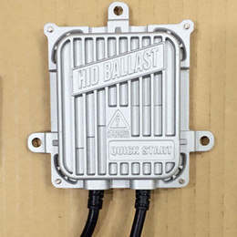 Novo 9-16 V AC 12 V 55 W Premium Rápido Início Rápido Brilhante Digital AC HID Lastro de Substituição do Bloco de Reactor de ignição Para Lâmpadas Xenon HID