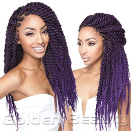 22inch curly hair extensions online 22inch curly hair extensions wholesale 22inch havana mambo twist crochet braid hair synthetic dreadlocks braids jumbo braiding hair crochet hair extension pmusecretfo Gallery