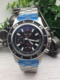 $enCountryForm.capitalKeyWord NZ - best seller fashion brand new watches men superocean ii heritage 46 watch black dial watch quartz chronograph watch mens dress wristwatches