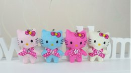 Wedding stuffed animals online shopping - kawaii mini Hello Kitty Plush Toy mix Colors CM Stuffed Toy Doll little Wedding Bouquet Gift Plush Doll