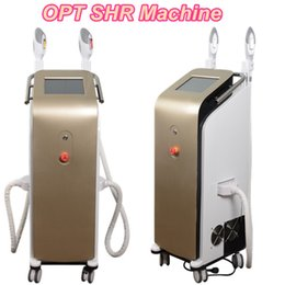 E Épilation De La Machine Pas Cher-opt shr machine ipl lasers super hair removal enlèvement permanent de l'épilation au laser e light rajeunissement de la peau machine veineuse Pigmentary Treatments