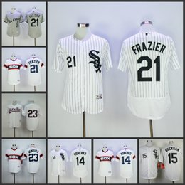 e218ab31d ... new zealand mens chicago white sox jersey 14 paul konerko 21 todd  frazier 23 robin womens
