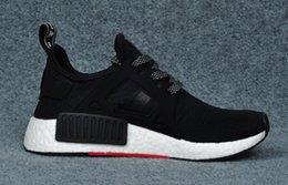 Adidas NMD XR1 Oreo FAKE BLACK