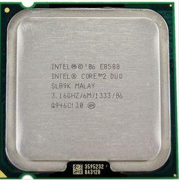 $enCountryForm.capitalKeyWord NZ - E8500 Original Intel Core 2 Duo E8500 Processor Dual-Core 3.16Ghz FSB1333MHz Socket 775 cpu