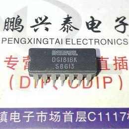 Mobile Interfaces NZ - DG181BK , DG181BP , JM38510 11101 , Interface IC   DG181 . dual in-line 14 pins ceramic package. CDIP14   integrated circuit Components chip