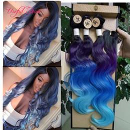 long braiding hair weave 2019 - Long synthetic brazillian body wave bundles,weaves closure 220g synthetic braiding hair,bundles with closure sew in hair