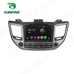 Discount hyundai ix35 gps android - Octa Core Android 6.0 2GB RAM Car DVD GPS Navigation Multimedia Player Car Radio for Hyundai Tucson IX35 2015-2017 Stere