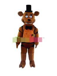 $enCountryForm.capitalKeyWord Canada - Five Nights at Freddy's FNAF Freddy Fazbear Mascot Costume Cartoon Mascot Custom