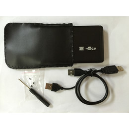 SSd ide hard diSk online shopping - SATA IDE to USB External SSD HDD Case inch Mobile Hard Disk Box