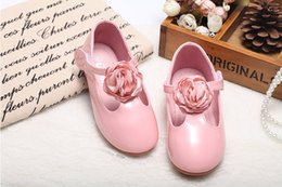 Patent leather flower girl shoes online patent leather flower girl most hot sale popular female baby shoes flower t shoes girls shoes kids accessories wholesaler free shipping mightylinksfo Choice Image